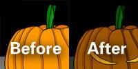 Pumpkin simulator