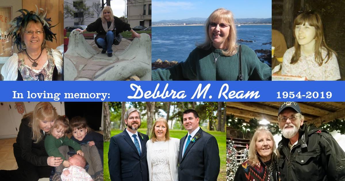 In memory: Debbra M. Ream, 1954-2019