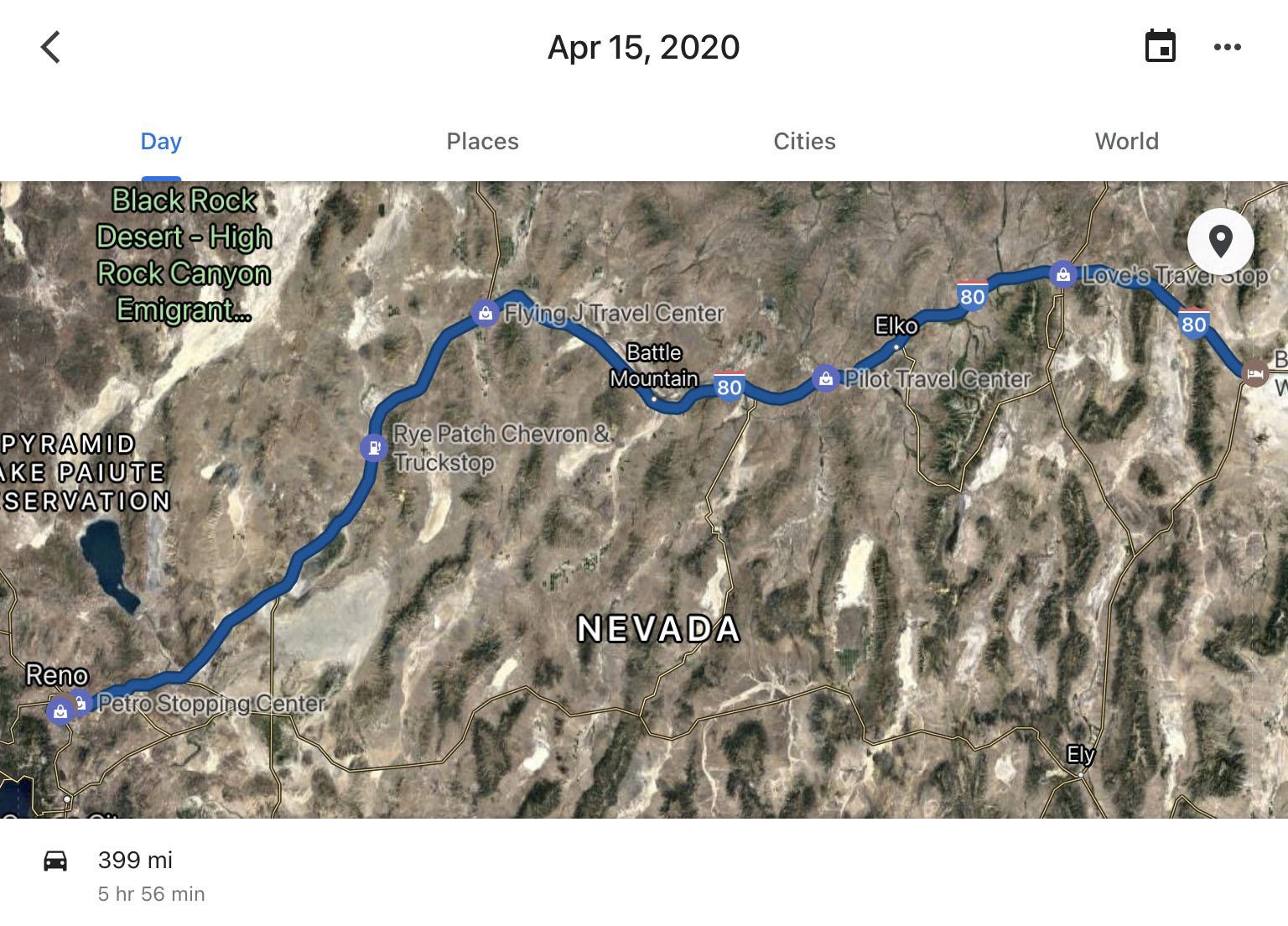 April 15 drive