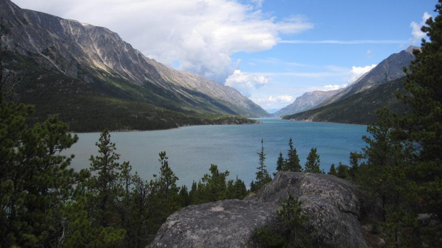 Bennett Lake, Yukon, 7/25/15